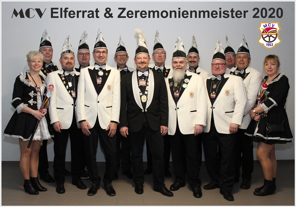 2020 Elferrat&Zeremonienmeister